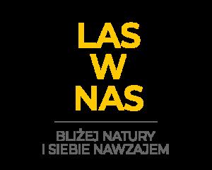 Logo projektu Las w Nas