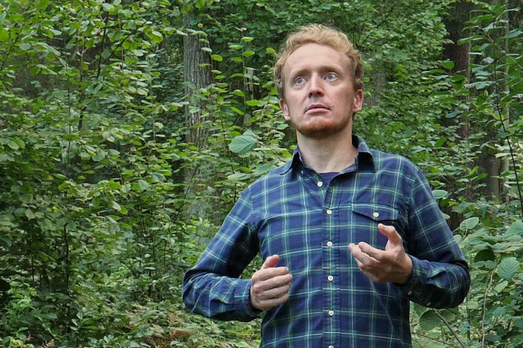 kto pracuje w lesie